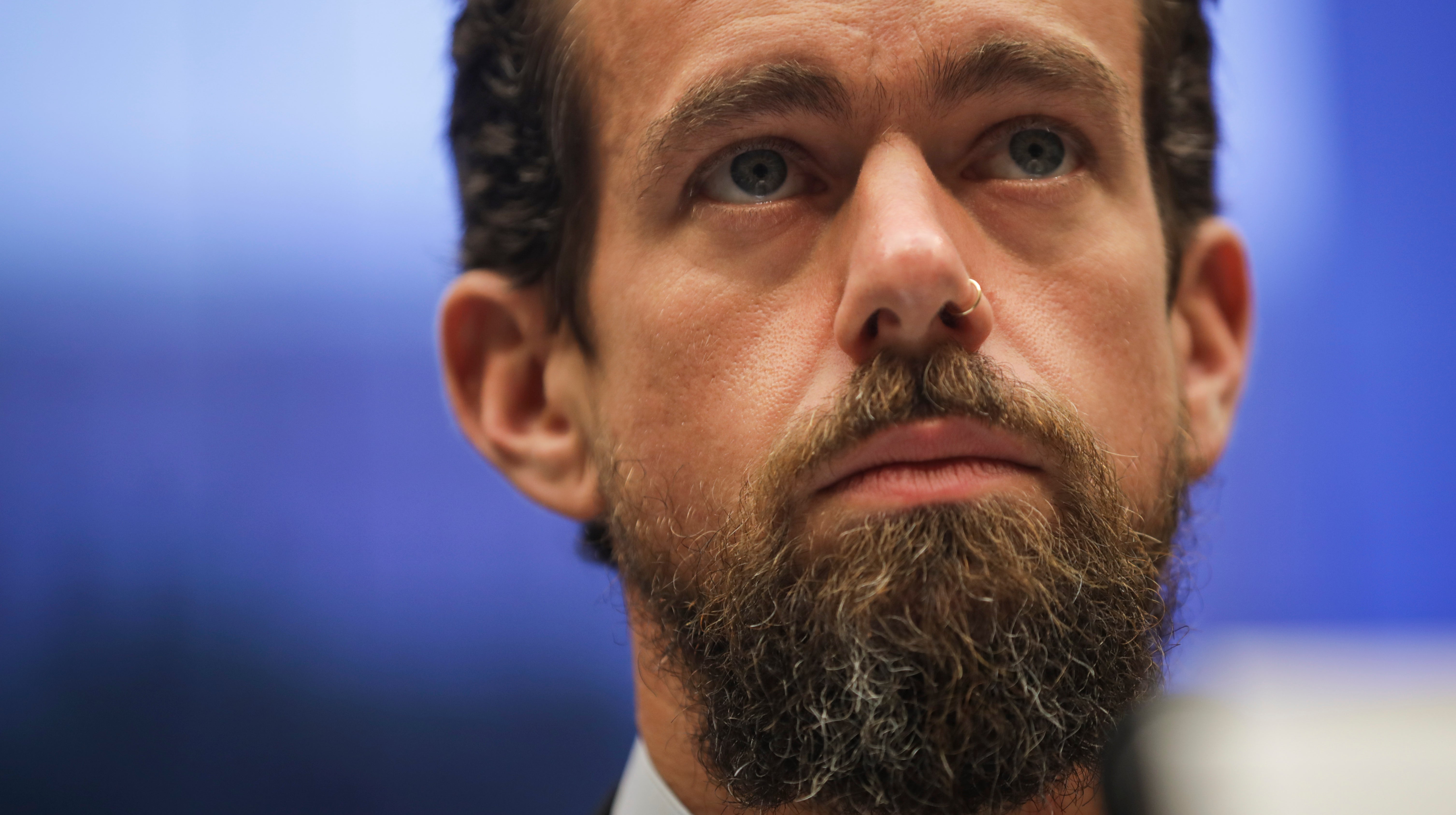 Twitter CEO: We'd 'Talk About' Banning Trump If He Told Followers To Kill Journalists
