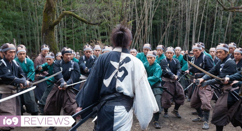 Takashi Miike's Blade Of The Immortal Is Your Fantasy Samurai Movie Come To Bloody, Violent Life