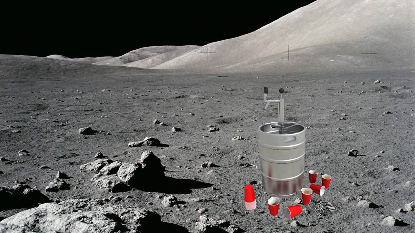 Can You Brew Beer On The Moon?