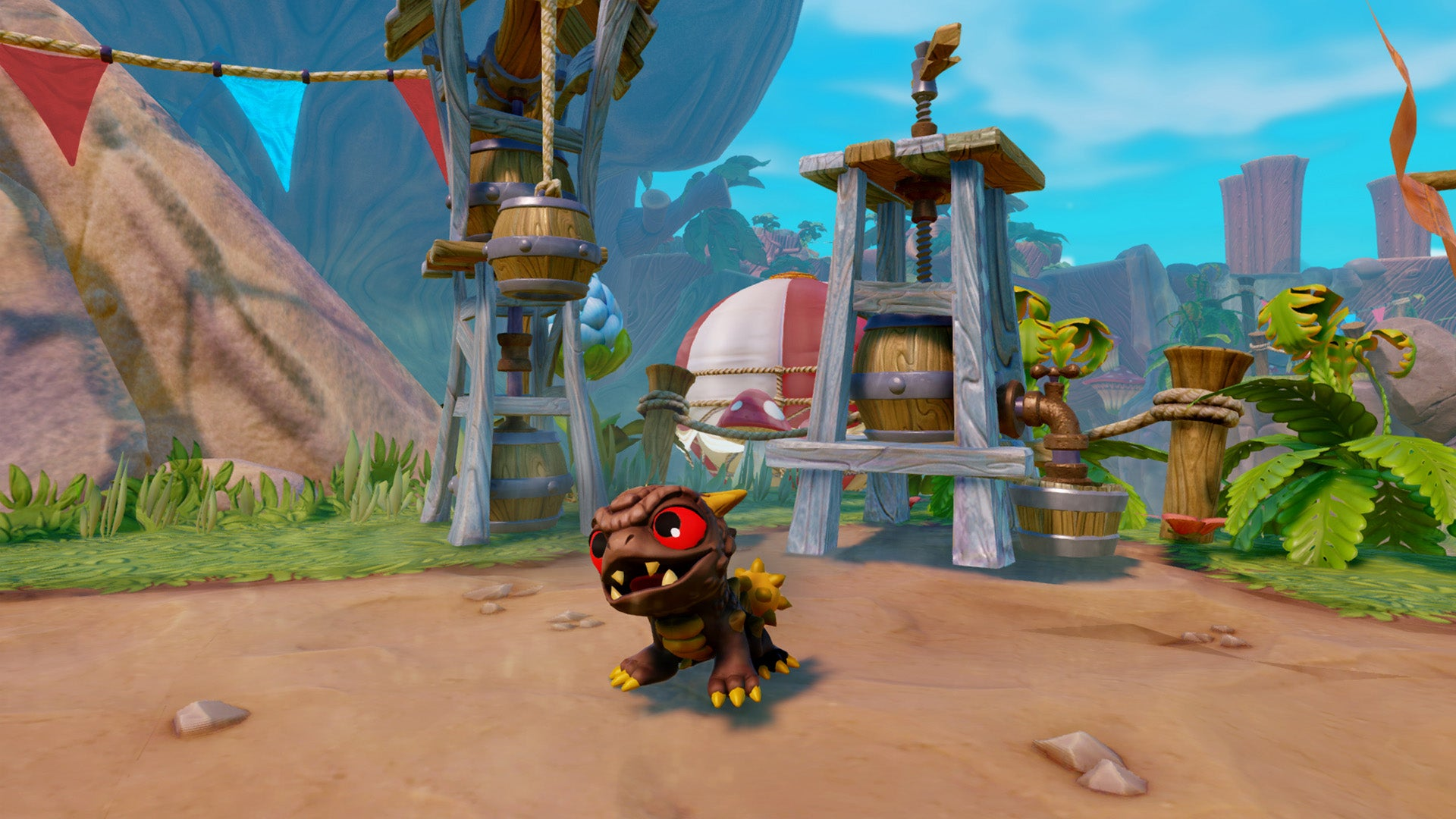 The Tiniest Skylanders Of Them All Are Now Playable Characters