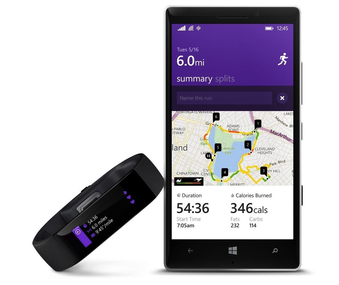 The Microsoft Band Is a $US200 Heart-Monitoring Wristable Supreme
