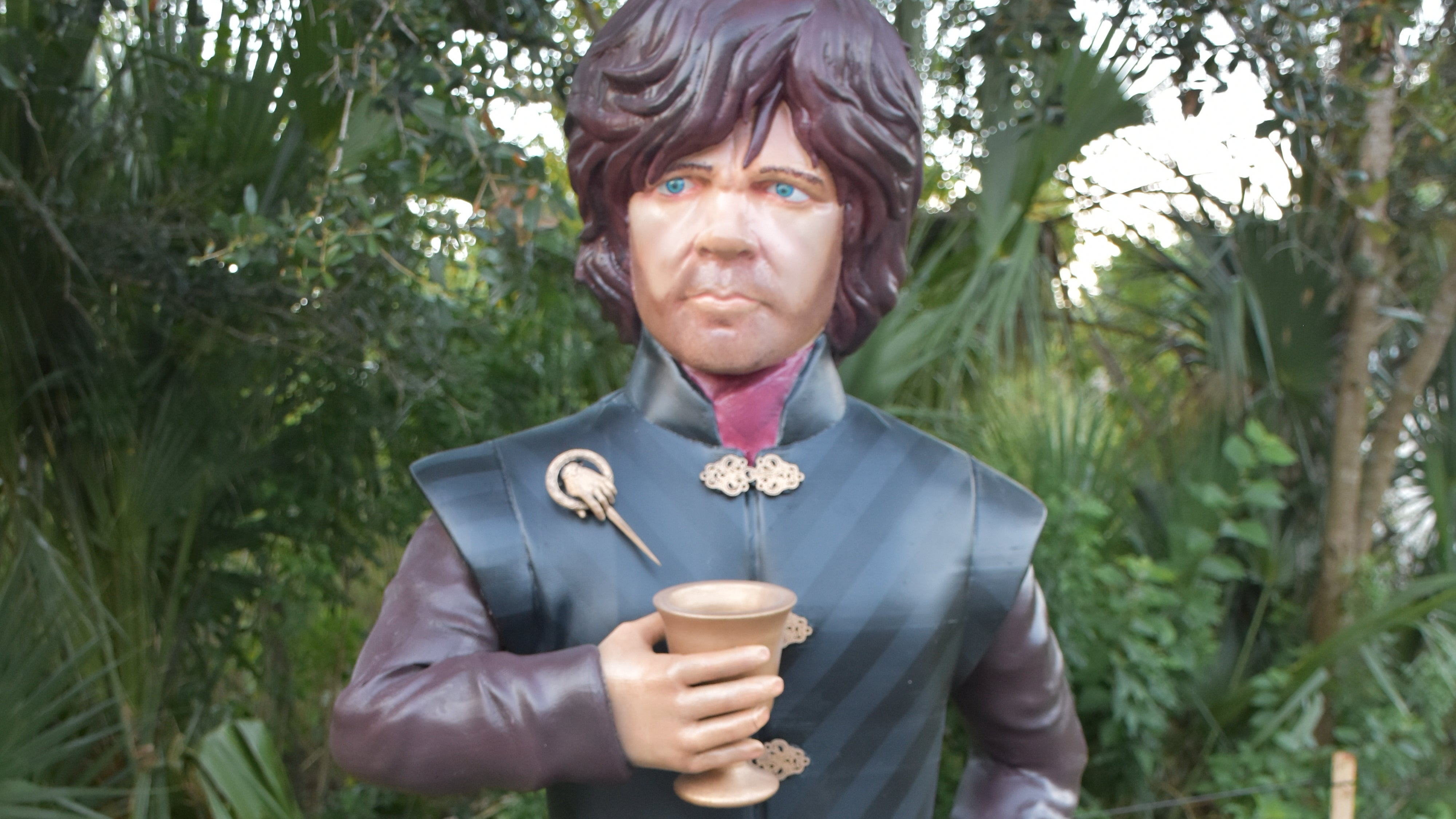 You'll Want To Go Drinking With This Life-Sized, 3D-Printed Tyrion Lannister
