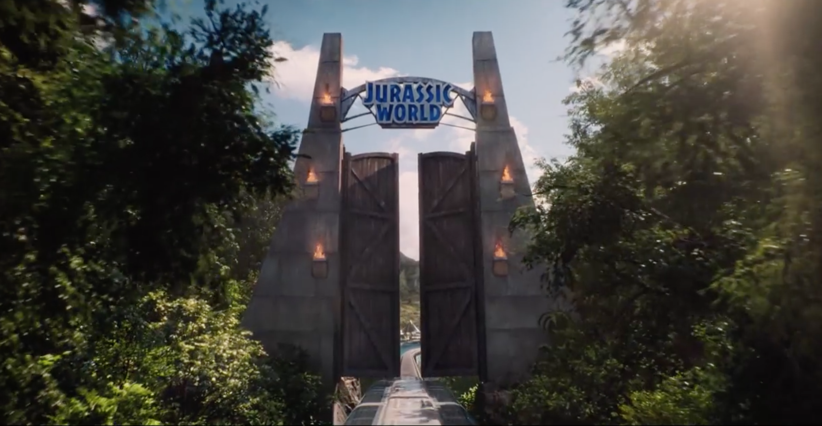Welcome to Jurassic World With This New Teaser Trailer