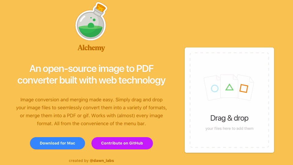 The Best Simple Mac App For Converting Images