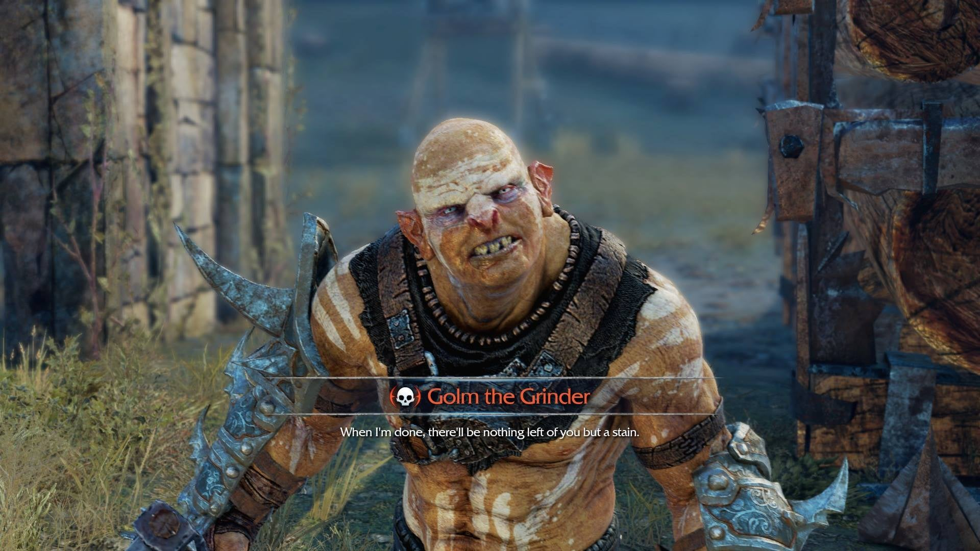 Nobody Knows How To Permanently Kill Shadow of Mordor's Orcs