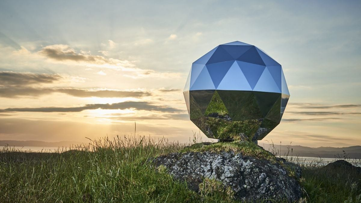 Astronomers Say Giant Disco Ball In Space Is Bad For Science