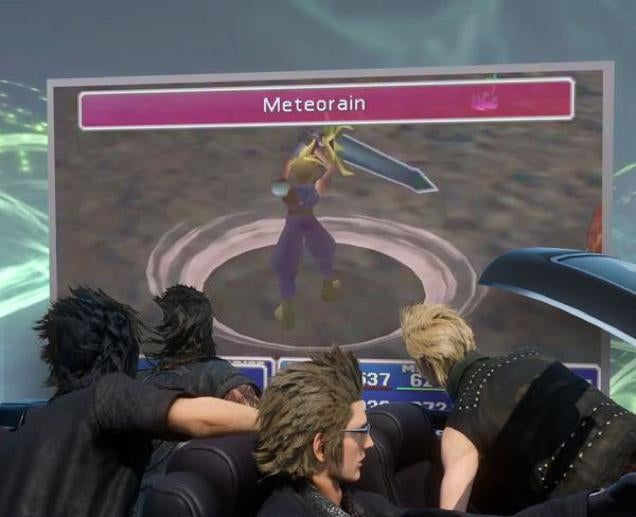 The Internet Reacts to Final Fantasy VII on PS4