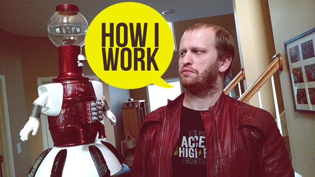 How We Work, 2015: Eric Ravenscraft's Gear and Productivity Tips