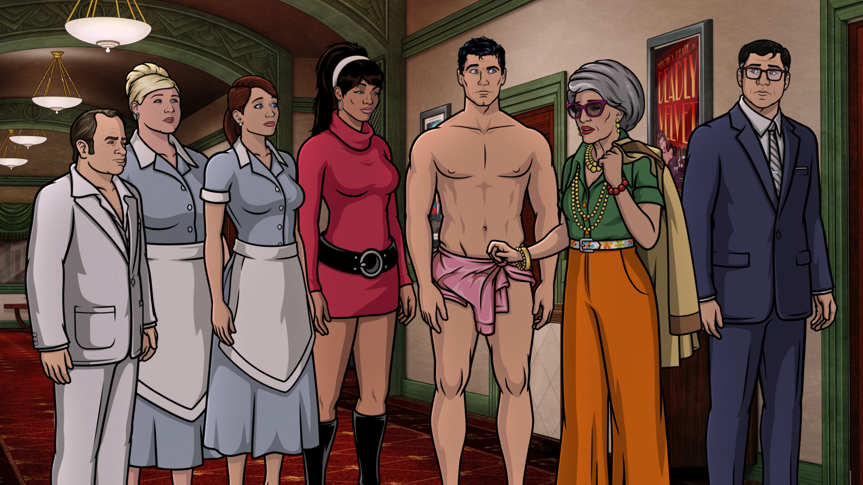 11 Archer Episodes That Helped Make The Show A Cult Favourite