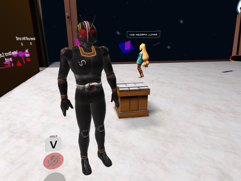 VRChat Is Not The Cyberpunk Future We Dreamed Of | Kotaku Australia