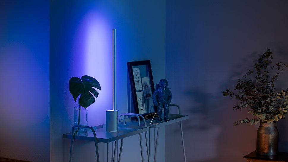 Philips Hue's New Lamps Look Like The Slickest Way To Throw Colours
