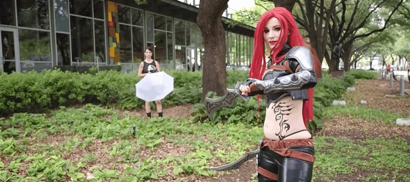 Some Of 2017's Best Cosplay