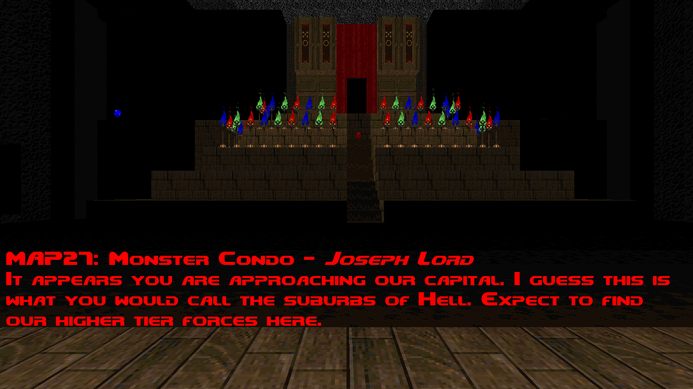 Doom II Mod Reimagines Maps Based On Their Names
