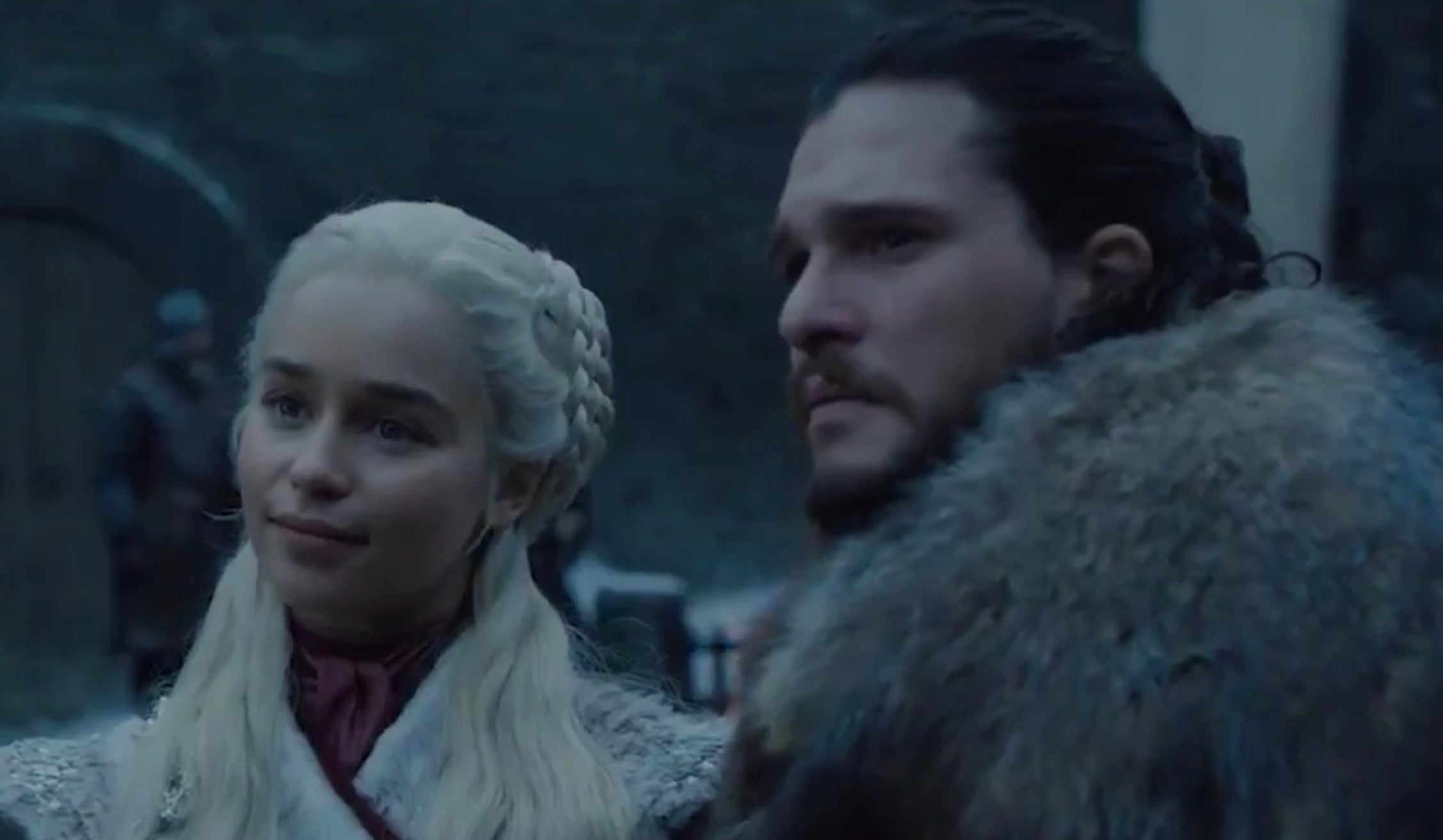 Here's Your First Look At The Final Season Of Game Of Thrones, And Watchmen Too