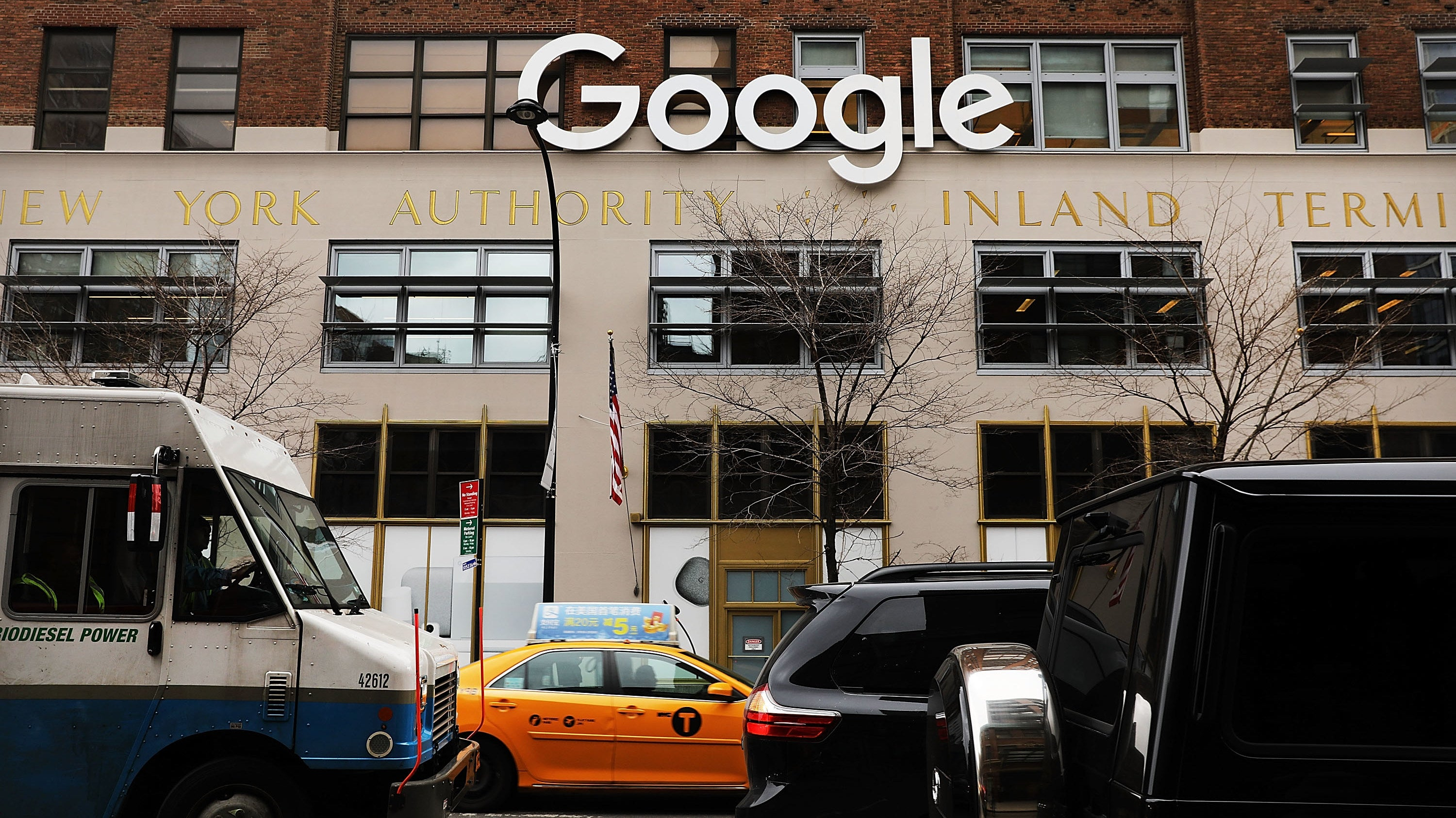 Google Asks All U.S. Staff To Work From Home As COVID-19 Spreads
