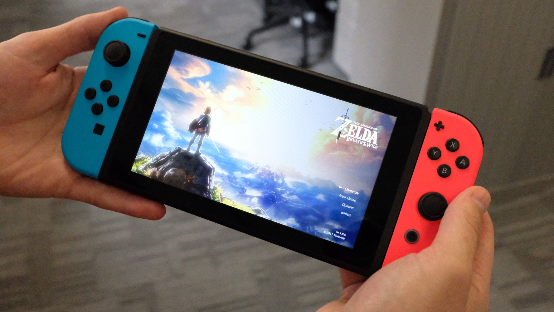Nintendo Has Sold 2.74 Million Switch Consoles