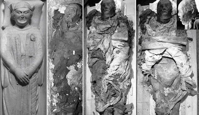 700-Year-Old Cold Case Clue Found in Mummy Poop