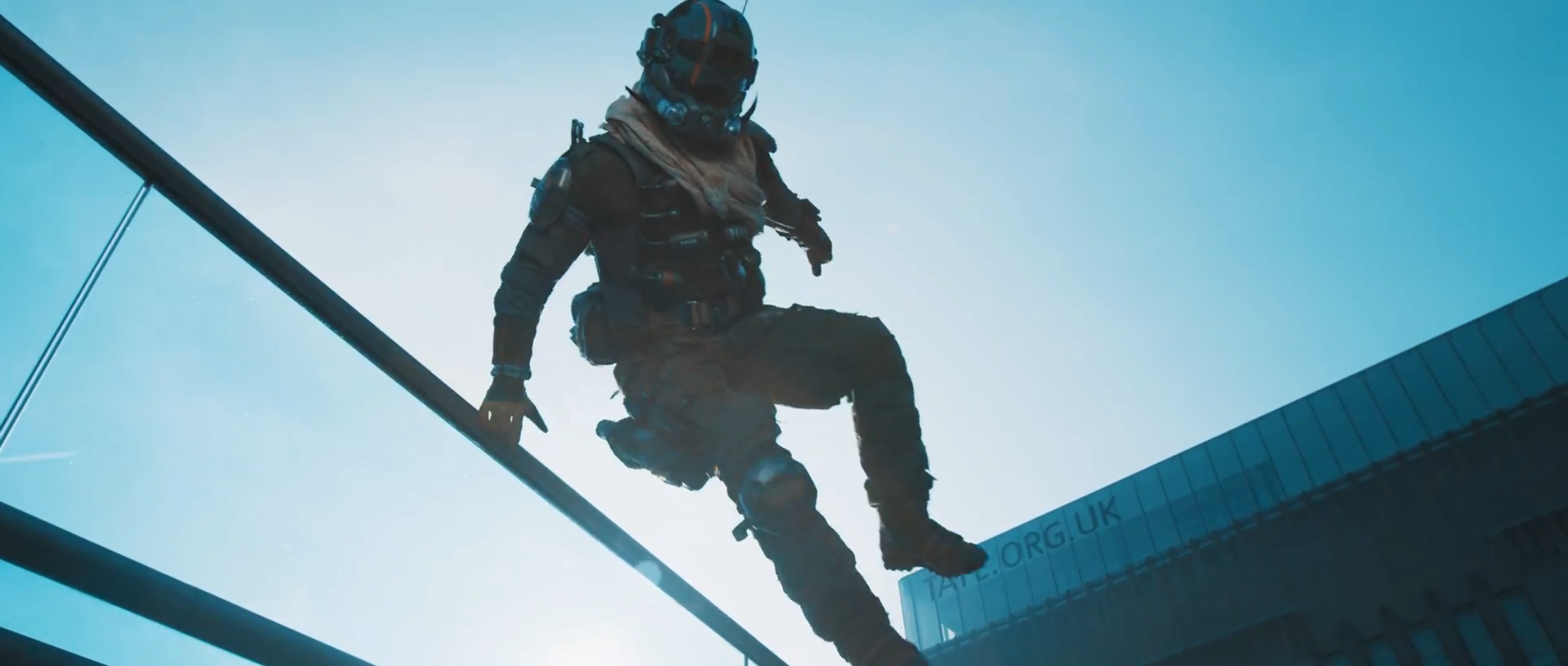 Titanfall Pilots Look Even Cooler In Real Life