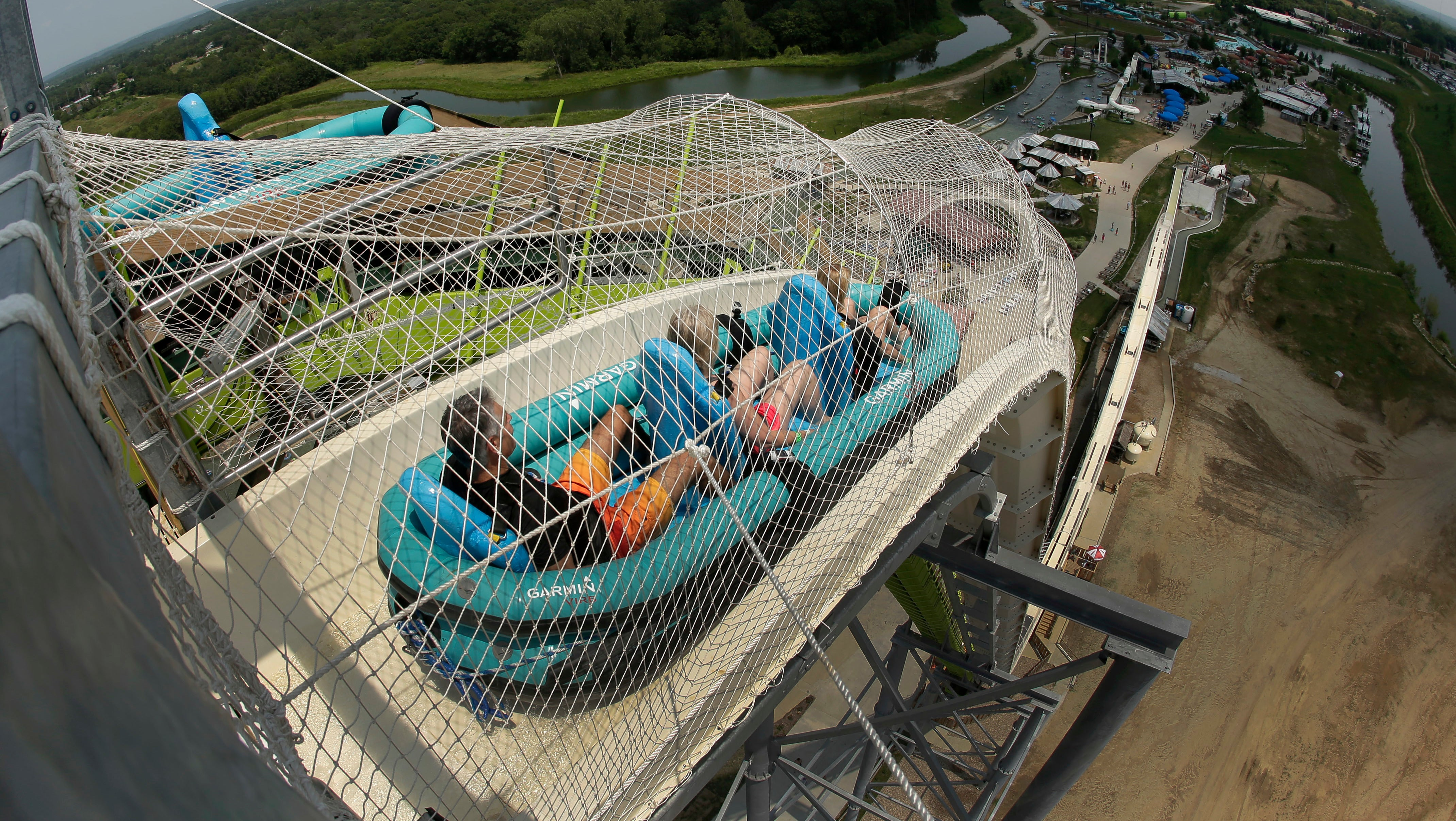 US Federal Agents Arrest Designer Of51-MetreWater Slide That Decapitated 10-Year-Old