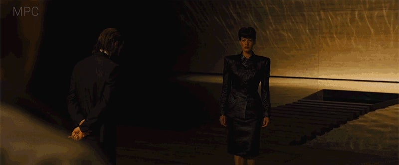 Watch How Blade Runner 2049's VFX Masters Created A Perfect Digital Double Of Sean Young