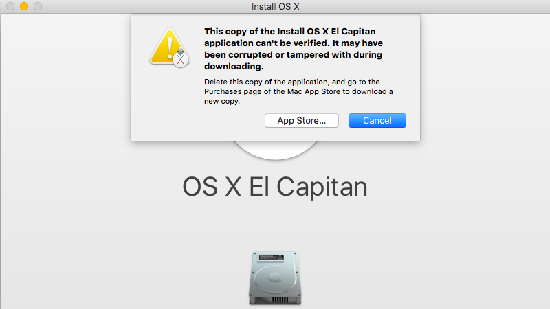 PSA: An Expired Certificate Means You'll Need to Remake Any OS X USB Boot Drives