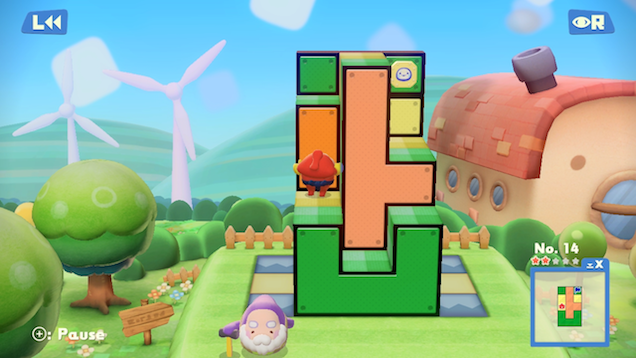 Pushmo World Is My Favourite Kind Of Puzzle Game