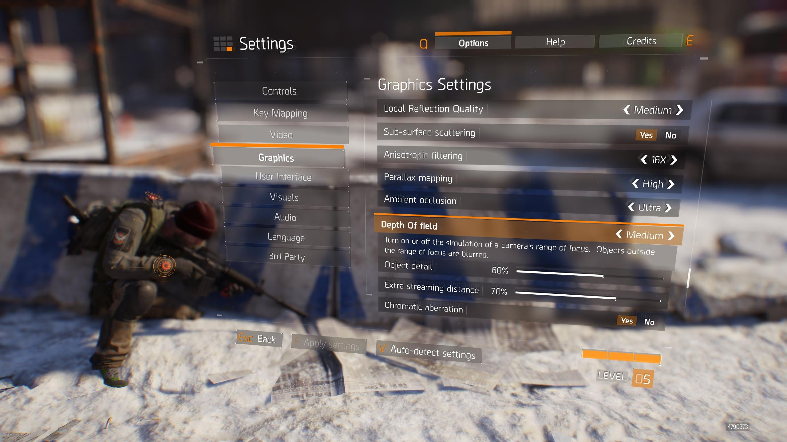 A Few Helpful Tweaks For The Division On PC
