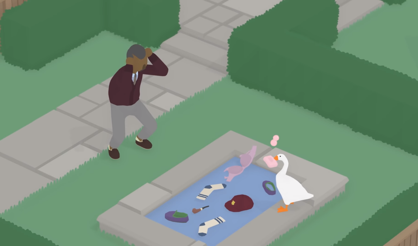 I Did Not Expect Untitled Goose Game To Trouble My Conscience
