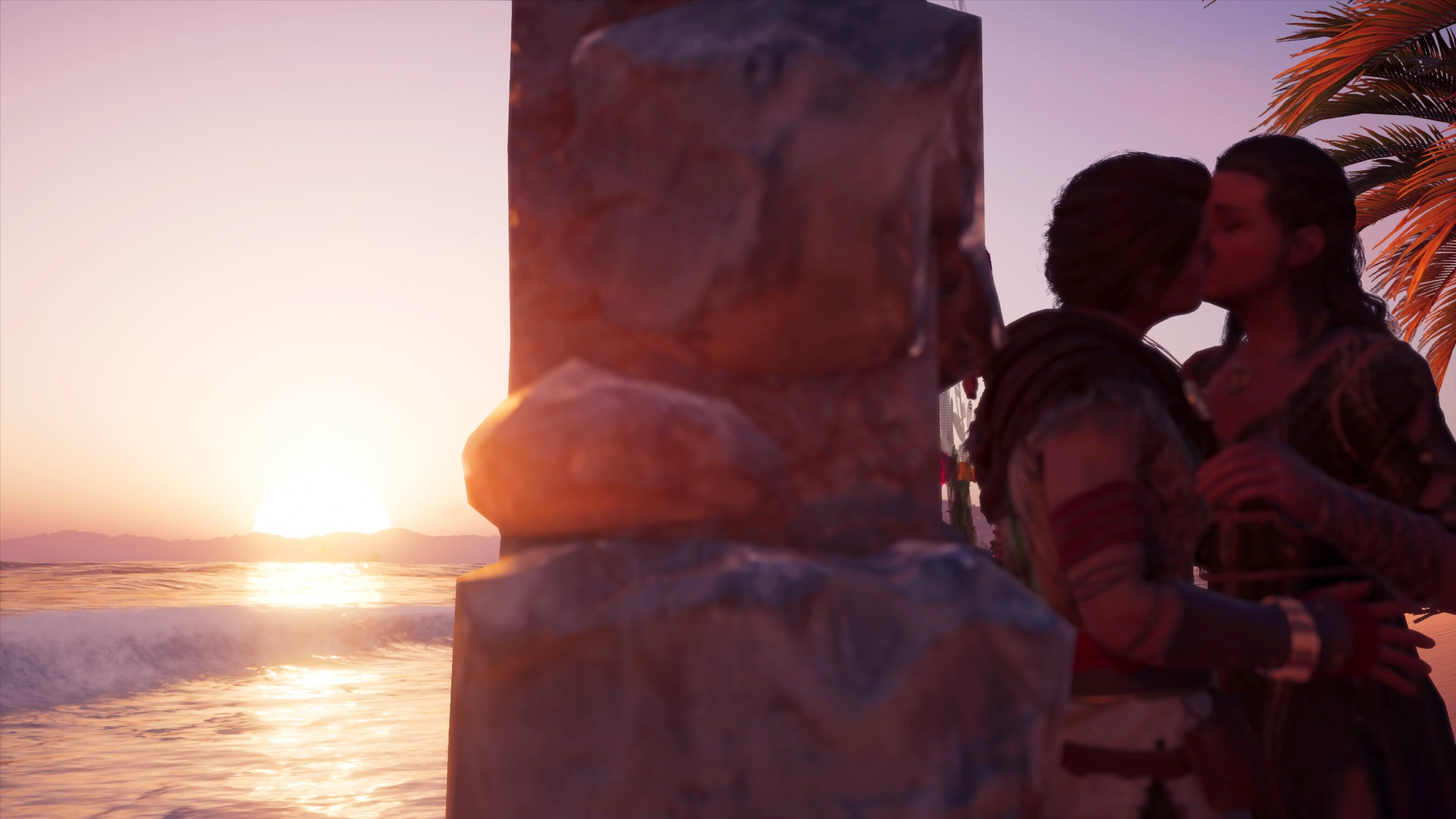 Lgbtq Group Nominates Assassin S Creed Odyssey For An Award With