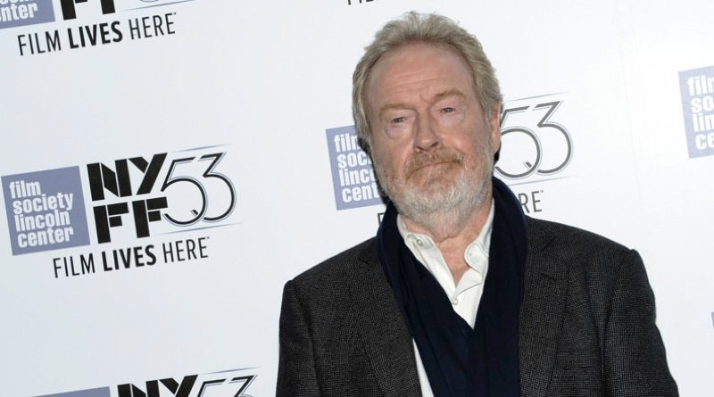 There's Room For Yet Another Vampire TV Show If Ridley Scott Is Producing It