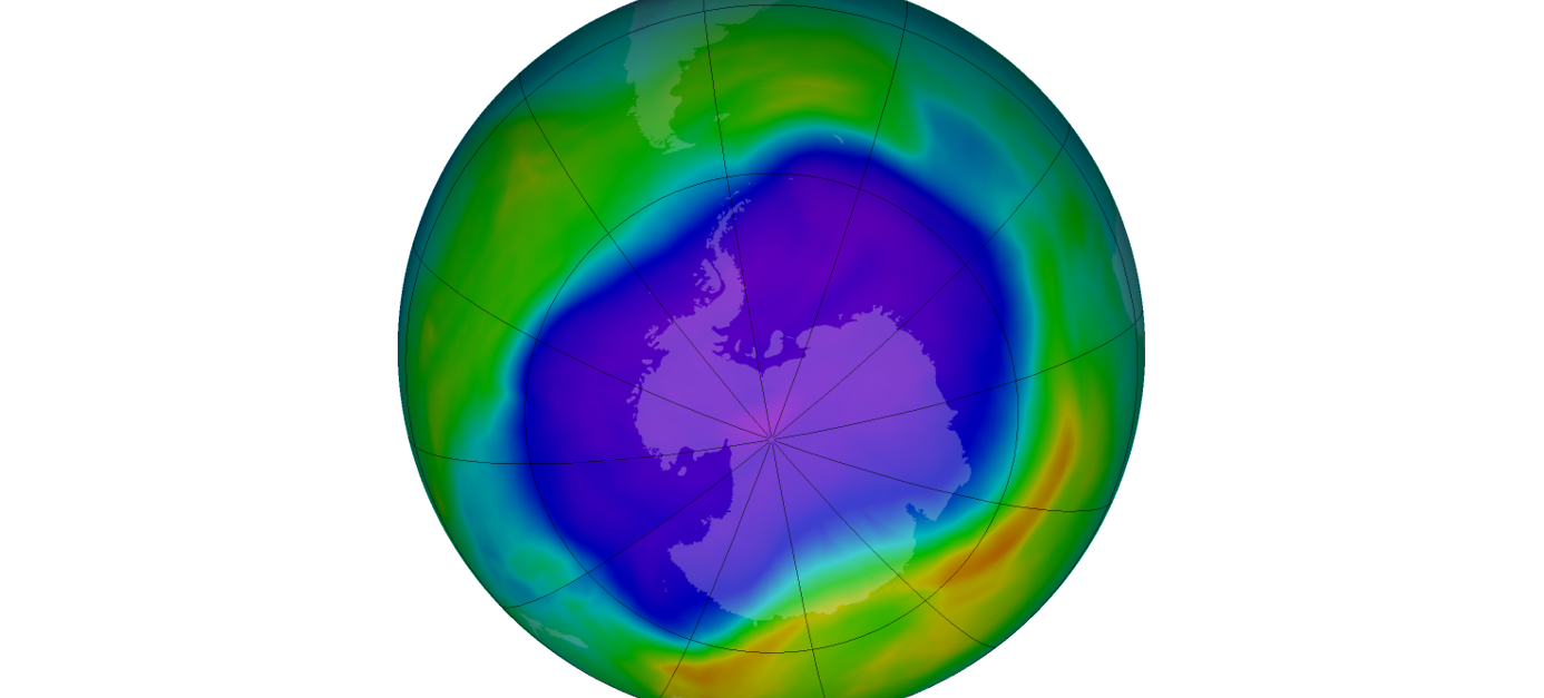 The Earth's Ozone Layer Is Still Being Chewed Apart