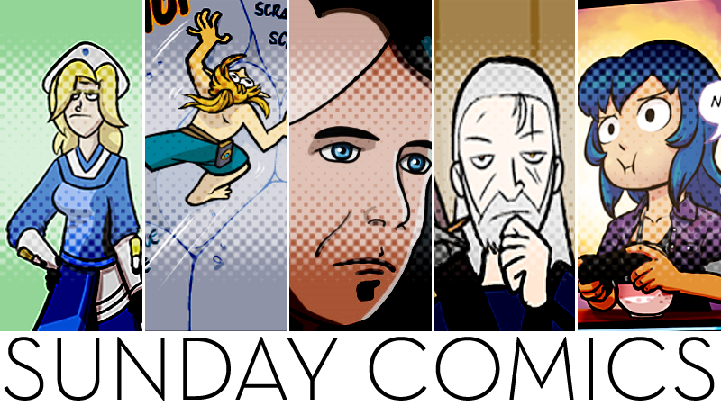 Sunday Comics: Stop Manufacturing Them