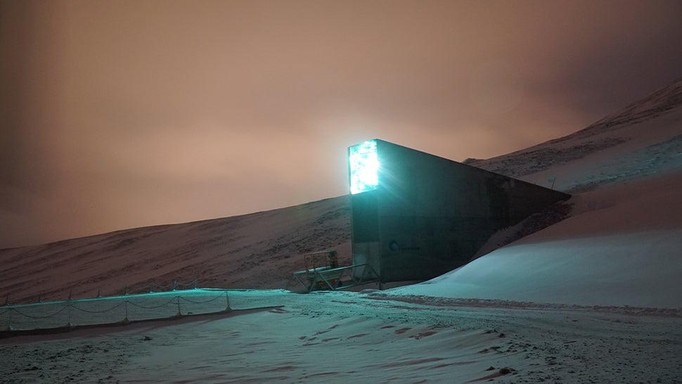 The Doomsday Vault Isn't Flooded But We're All Still Going To Die