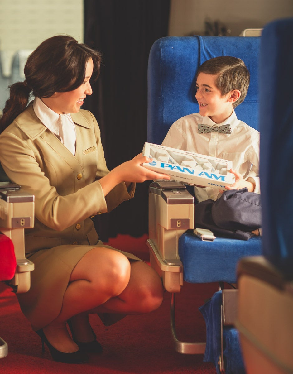 The best flying experience ever perfectly recreated in cool new photos