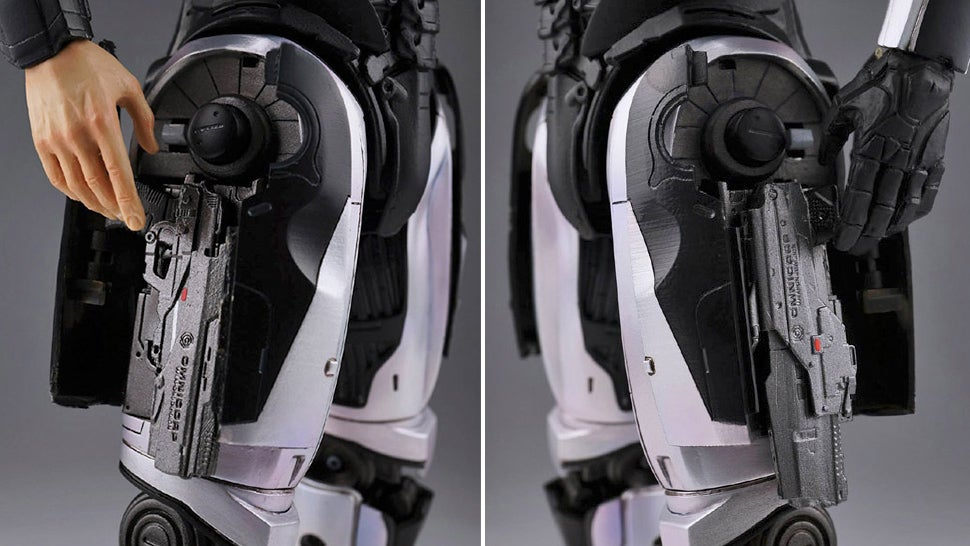 Threezero's 12-Inch RoboCop 1.0 Definitely Looks Better Than the Remake