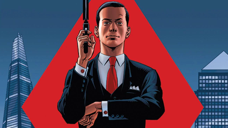 The New Kingsman Comic Sequel Will Delve Into Both Sides Of Eggsy's Spy-Life