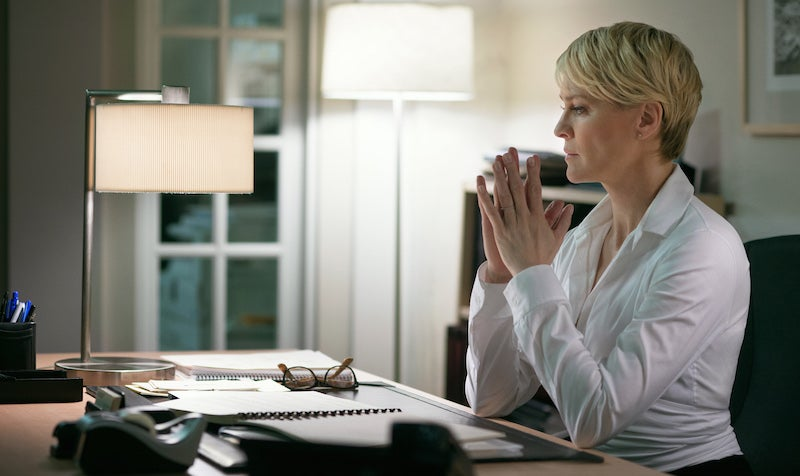 Blade Runner 2 Adds Robin Wright in Flagrant Bid to Make Me Consider Seeing It