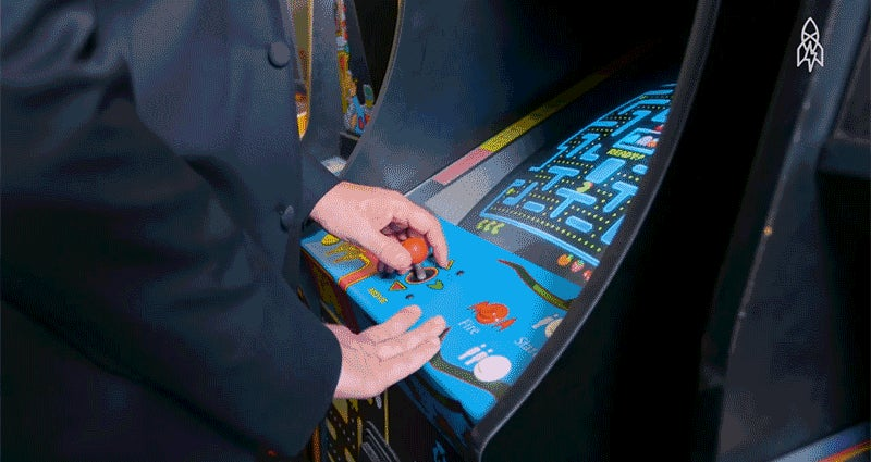 What Happens When You Get a Perfect Score on Pac-Man Will Blow Your Mind
