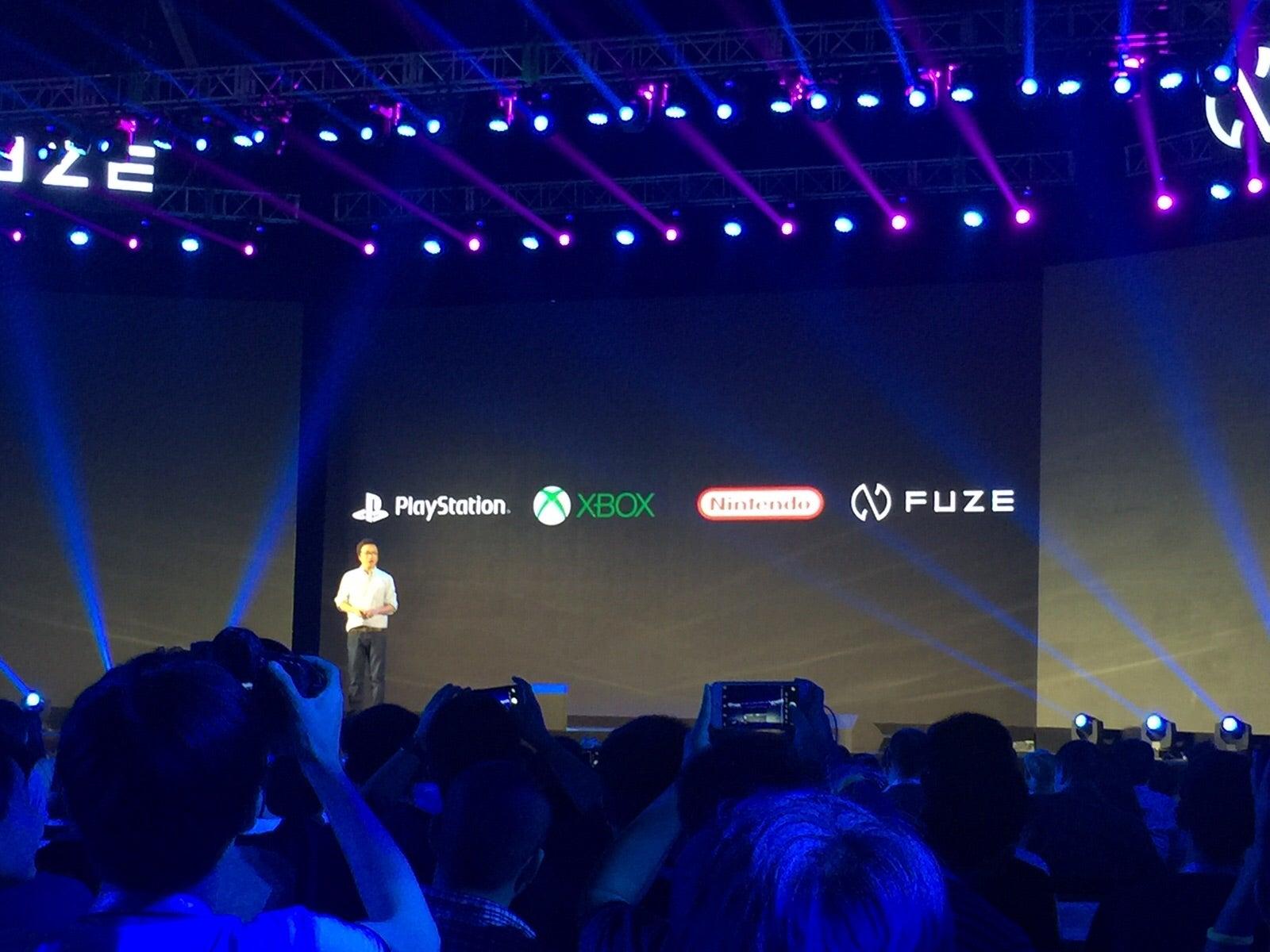 China's Newest Game Machine Seems So Familiar