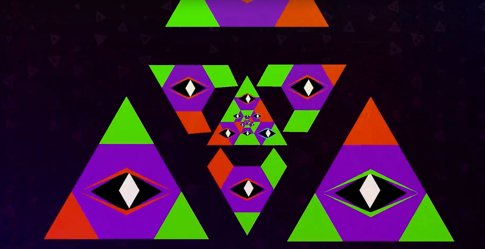 I've Fallen In Love With Grim Puzzle Game Yankai's Triangles