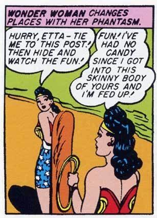 10 Ways Etta Candy Was More Badass Than Wonder Woman