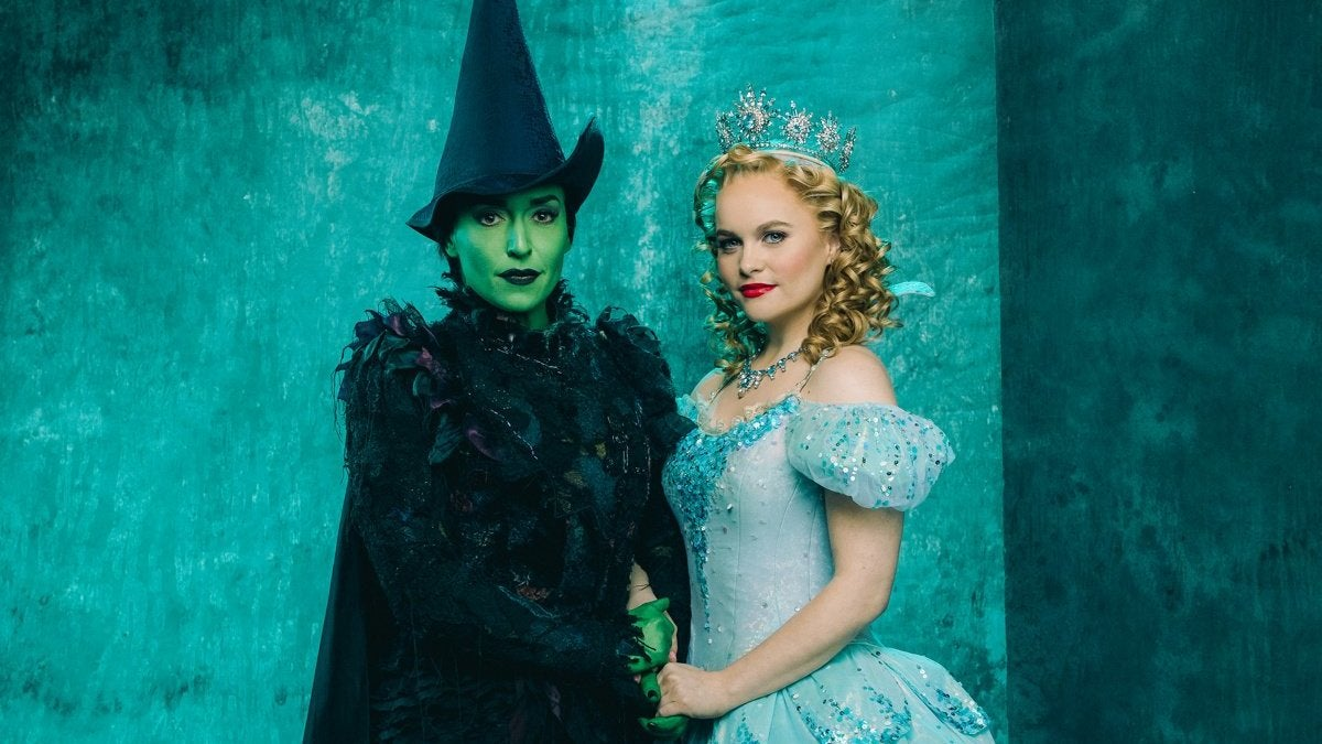 The Wicked Movie Is Finally Happening