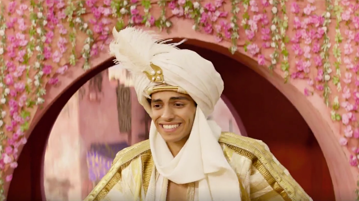 I've Got A Bad Feeling About This, Aladdin