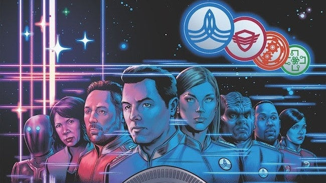 The Orville Is Getting New Comics To Bridge The Gap Between Seasons 2 And 3