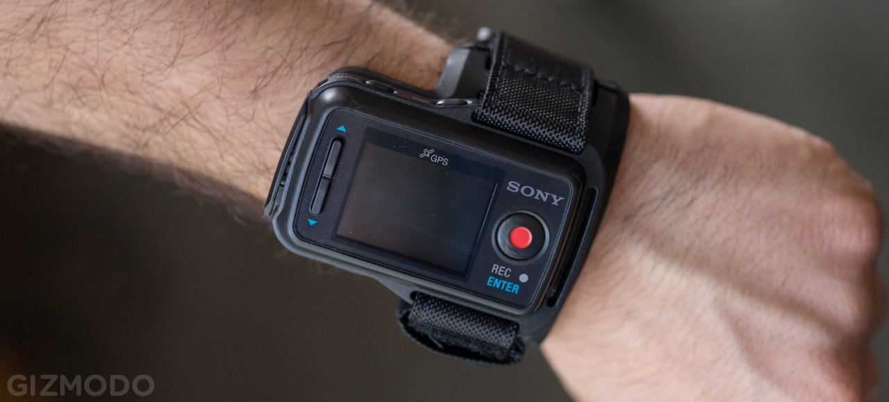 Sony Action Cam Mini: A Shrunken Down Shooter For the Adventurous