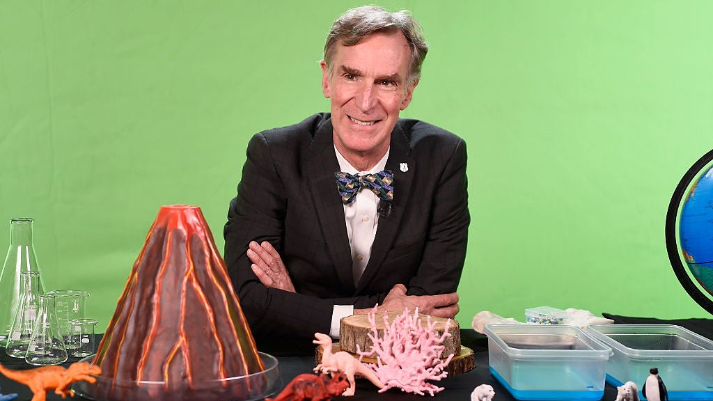 Bill Nye's Tips For Getting Kids Excited About Science