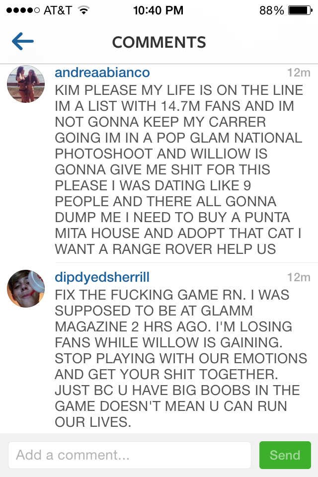 People Sure Are Mad That Kim Kardashian's Game Wasn't Working