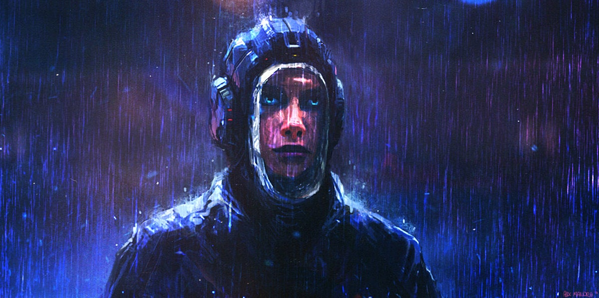 A Collection Of Dark, Beautiful Sci-Fi Art