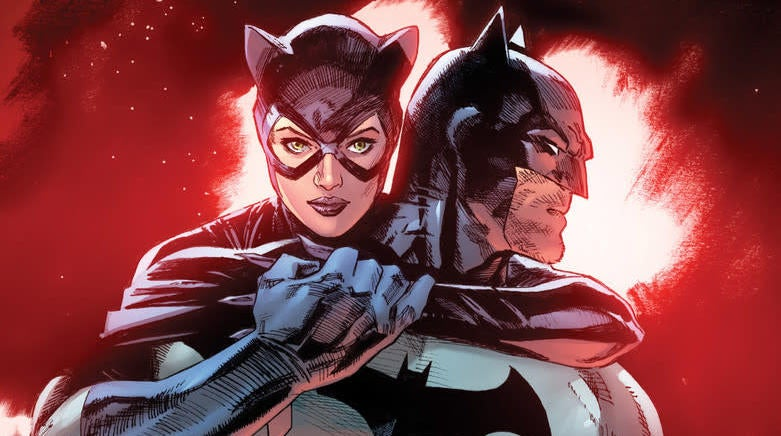Tom King Is Launching A New Bat Book, Batman/Catwoman, With Artist Clay Mann