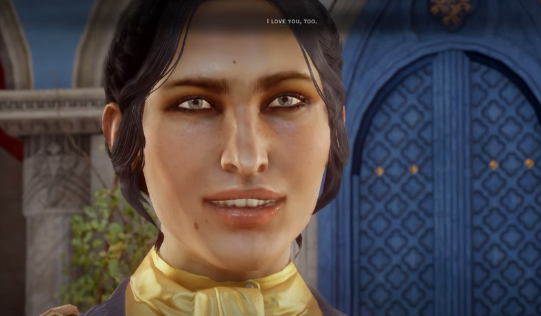 PlayStation Trophies Ruined A Romantic Dragon Age Moment